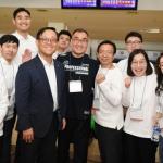 권희백 한화투자증권 사장, CEO배 자선 볼링대회 참석