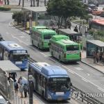홍남기, 15일 버스 총파업 앞두고 버스노조와 비공개 회동