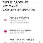 교보라이프플래닛, 미세먼지보험 배타적사용권 획득