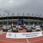 현대차 'FIFA U-20' 축구 유망주 위해 112대 지원