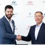 현대·기아차, '리막'에 1000억원 규모 투자…고성능 전기차 개발 도전장