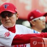 '성적부진 책임' KIA 김기태 감독 사퇴…박흥식 대행 체제