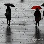 [내일날씨] 주말 전국 대부분 비…고온현상 주춤