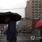 [오늘날씨] 전국 흐리고 비…제주 시간당 20∼40㎜ 안팎 폭우