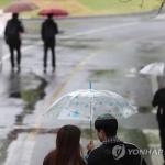[오늘날씨] 전국에 내리는 비…누르러지는 더위