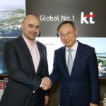 MTS그룹 경영진, KT 방문…5G 글로벌 분야 협력 논의