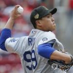 '시즌 6승' 류현진, MLB를 집어삼키다…방어율 전체 1위+다승 3위