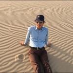 [김경한의 세상이야기] 아부다비 사막에 뜨는 별