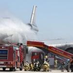 인천공항, 항공기 사고∙위기대응 훈련 실시
