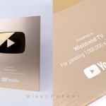 위시컴퍼니, 유튜브 채널 구독자 100만 돌파…축하영상 일부금 기부