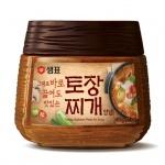 샘표, 맛있는 된장찌개 비법 '토장찌개양념' 출시