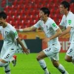 'U-20' 한국 축구, 16강 진출 '청신호'