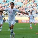 'U-20 월드컵' 한국, 日 꺾고 6년 만에 8강 진출