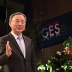 황창규 KT 회장, GES 2019서 기조연설…5G 협력 지원 요청