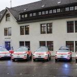현대차 '코나 일렉트릭', 스위스 경찰차로 선정
