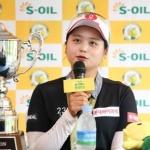 'KLPGA 투어 3승' 최혜진, 세계 랭킹 21위