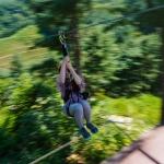 짚라인 타고 정글 탐험의 로망을 현실로