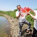 코카콜라, 도랑 살리기 2호 프로젝트로 '산본저수지' 준설