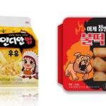"""""""과자맛 우유, 음료맛 빙과""""…식품업체간 이색 협업 이유는?"""