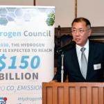 정의선 부회장, G20 회의서 '수소경제 구현' 행동 촉구