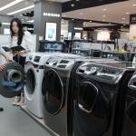 드럼세탁기, 건조기 효과로 3년 연속 판매량 ↑