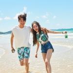스프라이트, 청하X장기용 광고 비하인드 컷 공개