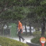 [오늘날씨] 중부 곳곳 '소나기'…일부 돌풍·천둥·번개