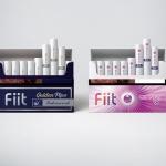 KT&G, 궐련형 전자담배 전용스틱 '핏(Fiit)' 2종 추가