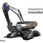 두산인프라코어, 강력한 혁신 의지 담은 슬로건 'Powered by Innovation' 발표