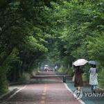 [오늘날씨] 비 대부분 그침…오후 내륙일부 소나기