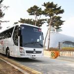 KT, 상암 자율주행 5G 페스티벌서 자율주행 버스 선봬
