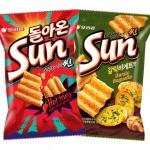오리온 '태양의 맛 썬', 1초에 1봉지씩 팔렸다