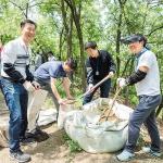 효성, 생태 보존 위해 '나눔의 숲 가꾸기'사업 후원