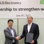LG전자, webOS 생태계 확장위해 핀란드 Qt社와 MOU 체결