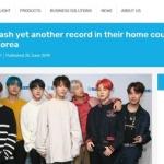 BTS, 한국 최다 음반판매로 기네스 등극