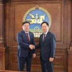 이진국 하나금융투자 사장, 신북방정책 일환 몽골 현지 방문