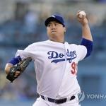 류현진, MLB 올스타 선정…한국인 역대 4번째