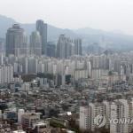 서울 아파트값 34주 만에 상승 전환…강남 3구 상승폭 커져