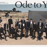 세븐틴, 월드투어 'ODE TO YOU' 메인 포스터 공개…절정의 성숙미