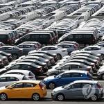 국내 등록 자동차 2344만대…2.2명당 1대 보유