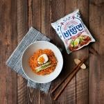 팔도 '괄도네넴띤' 정식 출시…'비빔면 매운맛'으로 재탄생