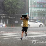 [내일날씨] 내륙지역 천둥·번개 동반 소나기…미세먼지 '좋음'