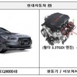 제네시스 EQ900·BMW 535i 등 12개 차종 1만813대 제작결함 리콜