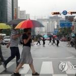 [오늘날씨] 태풍 '다나스' 북상…충청·남부지방 장맛비