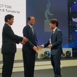 쌍용건설, 싱가포르 건설현장 2곳 'SHARP Awards' 동시 수상