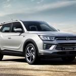 쌍용차, 엔트리 패밀리 SUV 코란도 가솔린 모델 사전계약