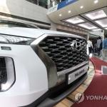 현대자동차, 7월 35만2468대 판매…내수 줄고 해외판매 늘어