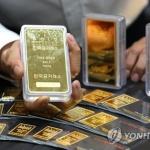 안전자산 금값 역대 최고…KRX 금시장 거래량도 최대