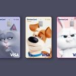 신한카드, '마이펫의 이중생활' 캐릭터 카드 출시