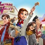 넷마블 잼시티, 모바일 퍼즐 게임 바인야드 밸리 글로벌 출시